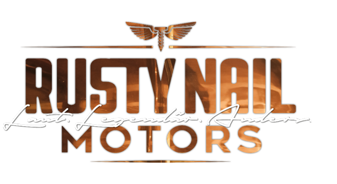 Logo Rusty Nail Motors